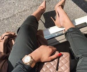 goal, heels, and luxury image