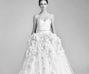 embellishment, wedding, and white wedding image