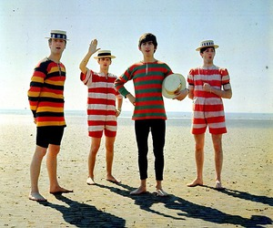 navy and the beatles image