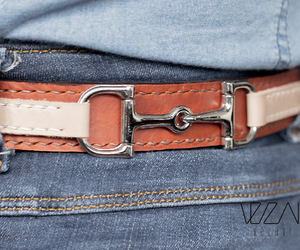 equestrian, horselicious, and leather belt woman image