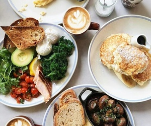 avocado, breakfast, and brunch image