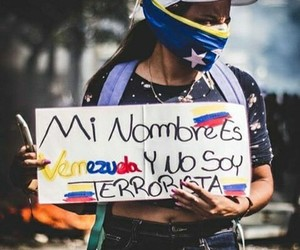 girl, tumblr, and venezuela image