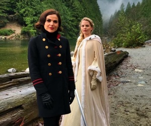 lana parrilla, ️ouat, and Jennifer Morrison image