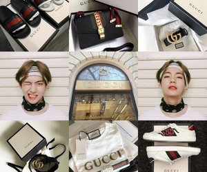 edit, gucci, and layout image