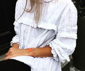 blouse, Isabel marant, and lace image