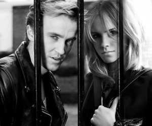 hermione, dramione, and my manip image