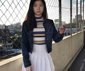 aesthetic, american apparel, and beige image