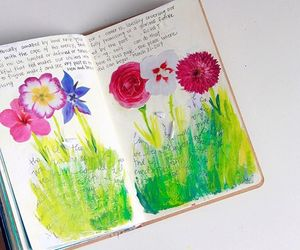 art, ideas, and journal image