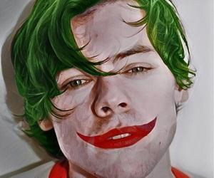 hair, joker, and liam payne image