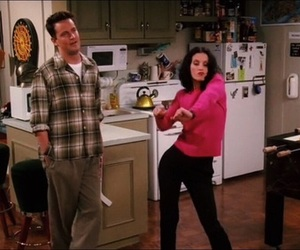 Matthew Perry and friends image