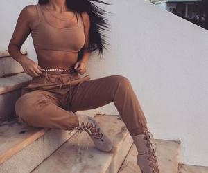fashion and tan image