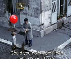 balloon, quotes, and movie image