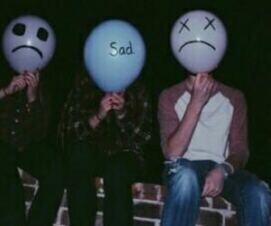 sad, grunge, and tumblr image
