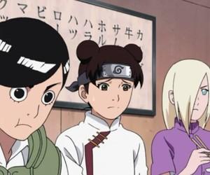 anime, ino yamanaka, and naruto image