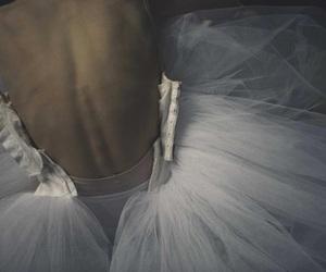 ballet, white, and tutu image