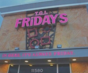 friday, place, and food image