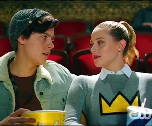 Betty, cw, and archie comics image