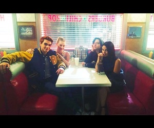 actors, cole sprouse, and riverdale image