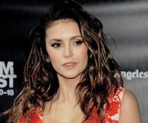 Nina Dobrev, beautiful, and hair image