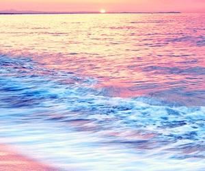 beach, sea, and summer image