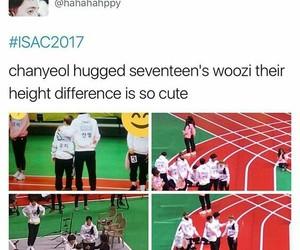 exo, Seventeen, and chanyeol image