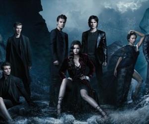 the vampire diaries, tvd, and Vampire Diaries image