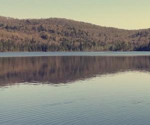 automne, beautiful, and eau image