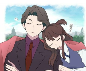 42 Images About Little Witch Academia On We Heart It See More