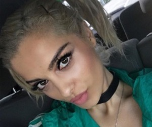 bebe rexha, all your fault, and beberexha image