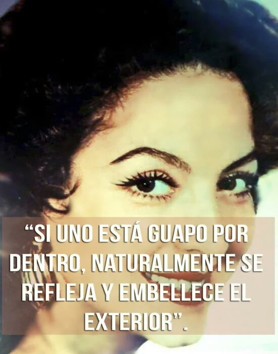 Image About Maria Felix In Frases By Fabiola Flores