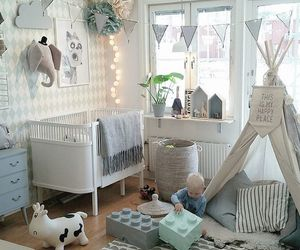 baby room, room, and decoration room image
