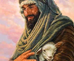 bible, jesus, and prophet image