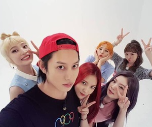 red velvet, ้heechul, and joy image