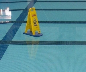 floor, water, and funny image