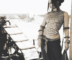 bra, fashion, and dress image
