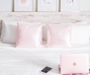 bedroom, dainty, and feminine image