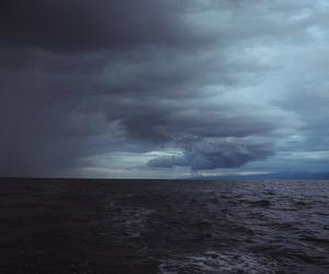 god, nature, and rain image