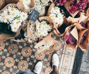 flowers, bouquet, and floral image