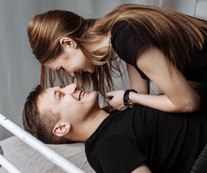 couple, relation, and cute image