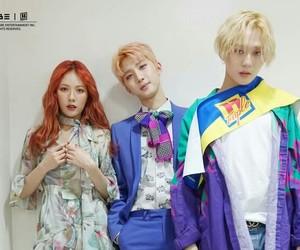 k-pop, pentagon, and 4minute image