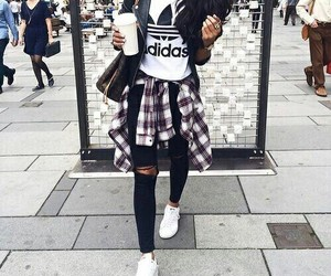 outfit adidas image