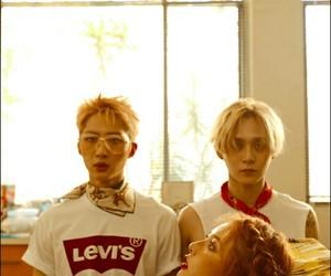kpop, pentagon, and hyuna image