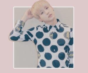 blonde, yellow green, and min yoongi suga image