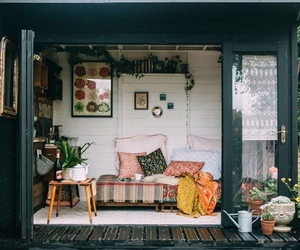home, cozy, and decor image