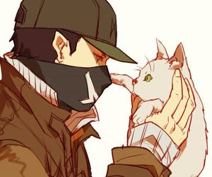 watch dogs and aiden pearce image