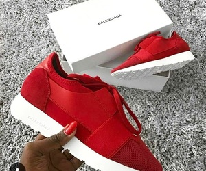 addiction, Balenciaga, and shoes image