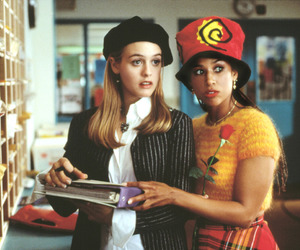 Clueless, 90s, and cher image