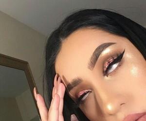 makeup, maquillaje, and makeup girls image
