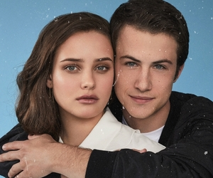 13 reasons why, katherine langford, and 13rw image