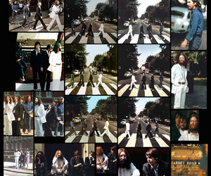 abbey road, beatles, and perfection image